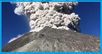Aktivitas Gunung Selamet 2019
