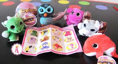 Surprizamals S3 (Season 3) all 12 toys collection