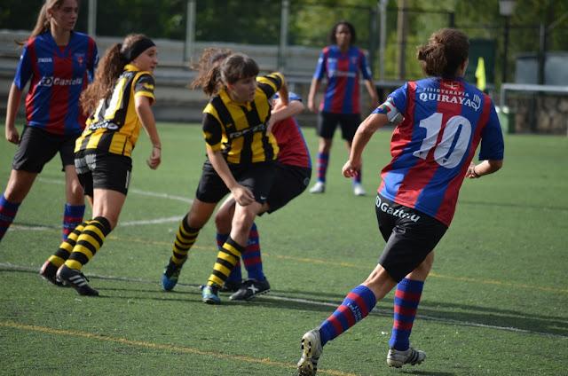 Barakaldo CF femenino Liga Vasca