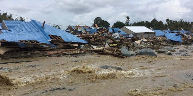 Penanganan Banjir Sentani, Transisi Darurat Menuju Pemulihan