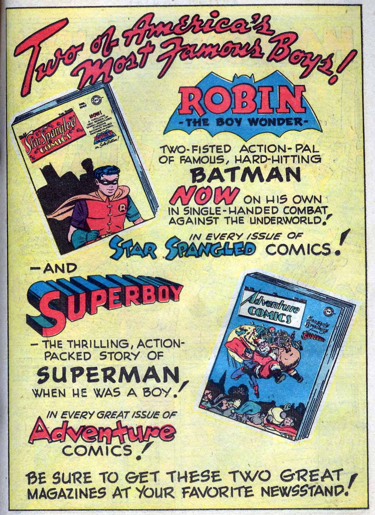 Read online Action Comics (1938) comic -  Issue #105 - 33