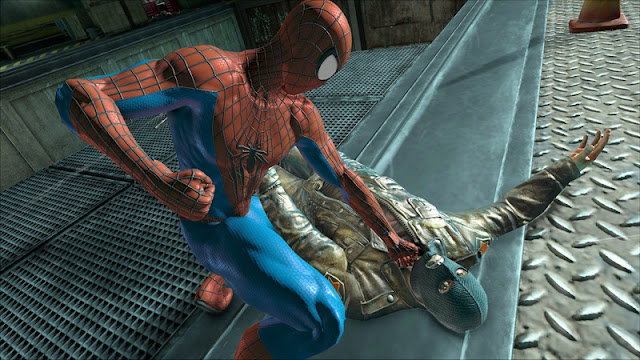 The Amazing Spider Man 2 Game Free Download Photo