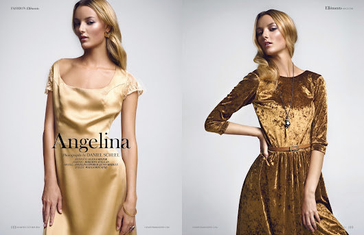 Angelina for Fashion Ellements