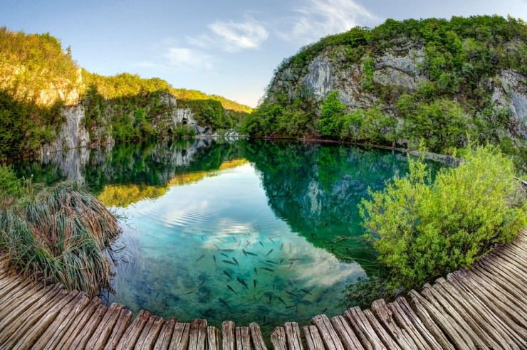 Top 10 Wonderful Destinations in Croatia - Discover Plitvice Lakes National Park