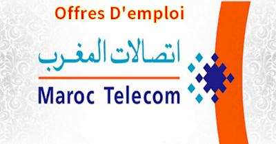 مجموعة إتصالات المغرب: تعلن عن وظائف تشمل جميع الأنشطة والتخصصات