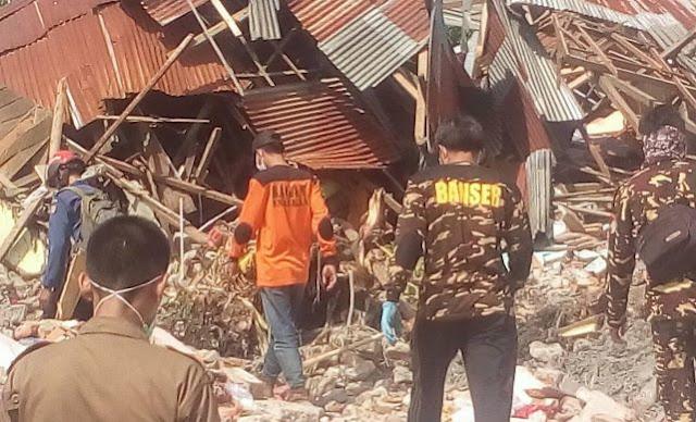 Kantornya Diserang Sekelompok Orang, Banser Sulteng Fokus Tangani Dampak Bencana