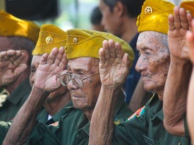 Subhanallah!! Veteran: Tidak dapat Tunjangan dari Pemerintah Nggak apa-apa, Saya Ikhlas