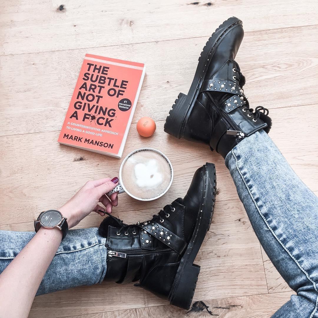 książka, mark manson, poradnik, recenzja książki, thedailywondes, blog lifestyle