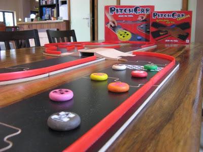 Tournoi jeu de pichenette Pitch car