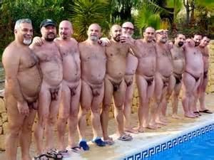 Nude swim team Girls Swimming