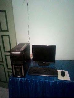 Seperangkat Komputer