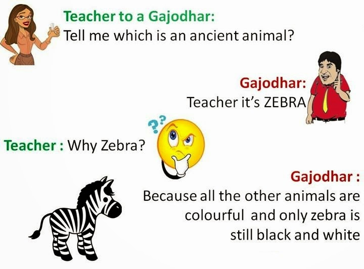 Teacher to Gajodhar