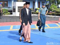 Jokowi Peringati Maulid Nabi Bersama Habib Lutfi di Pekalongan