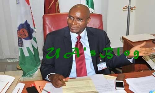 Omo-Agege: Buhari will decide Senate Presidency for us