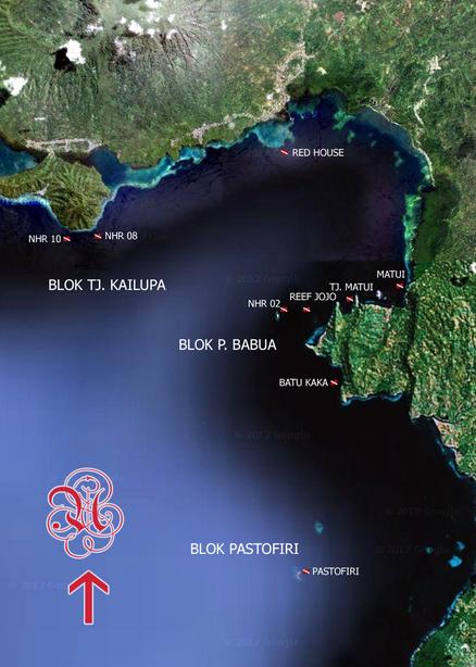 Diving - Wisata Bahari Halmahera Barat
