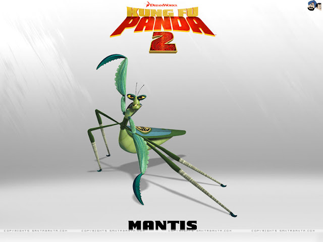 Mantis from Kung Fu Panda 2 2011 movieloversreviews.filminspector.com