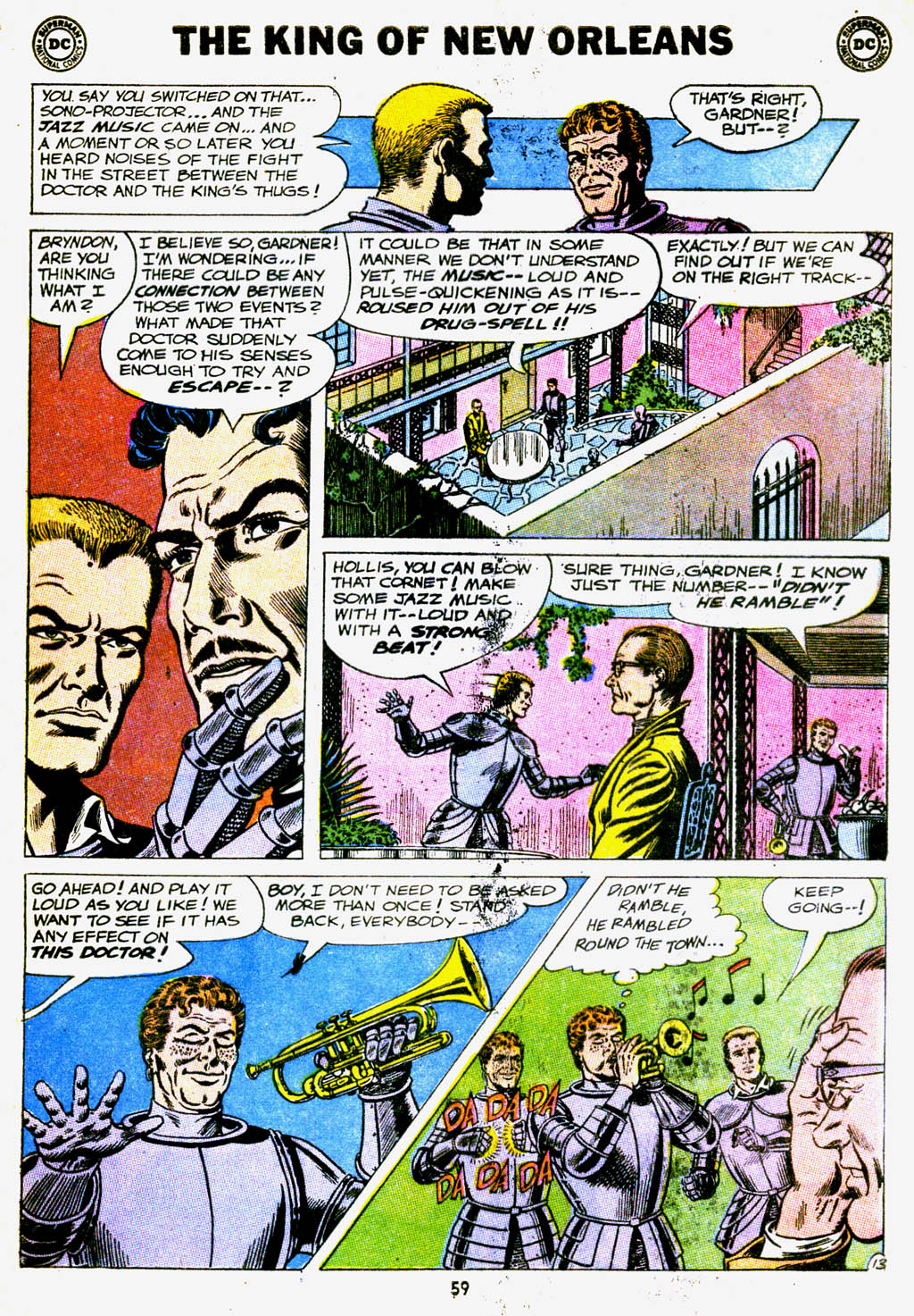 Strange Adventures (1950) issue 227 - Page 60