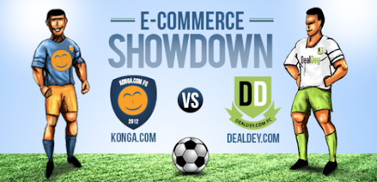 Konga Vs Dealdey! Invitation to the Ultimate Ecommerce Showdown