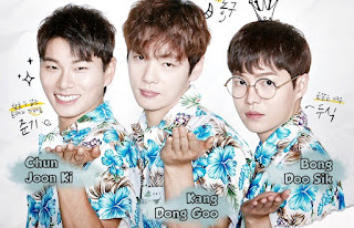 K-Drama Go Go Waikiki 으라차차 와이키키