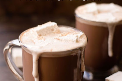 THE WORLDS BEST HOT CHOCOLATE