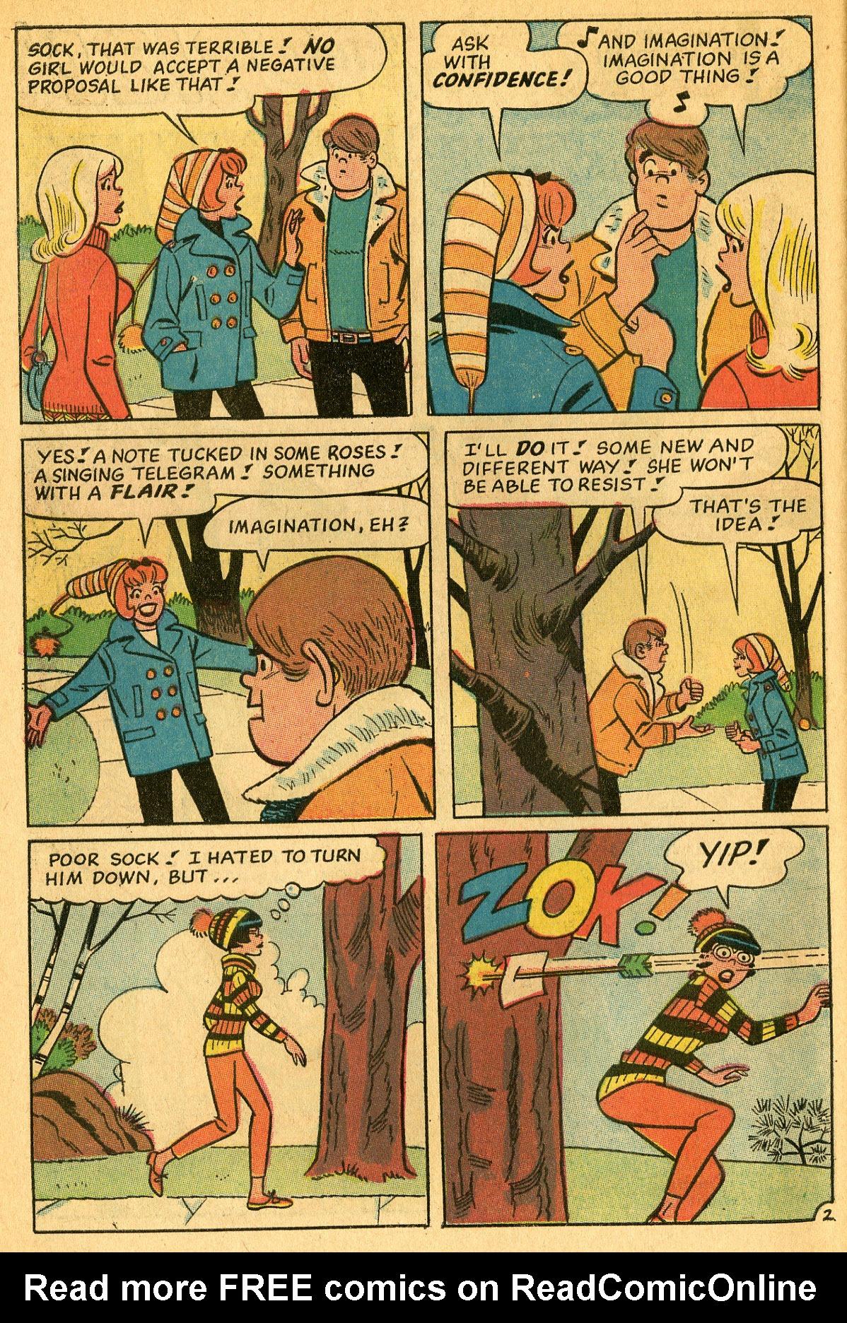 Read online She's Josie comic -  Issue #25 - 30
