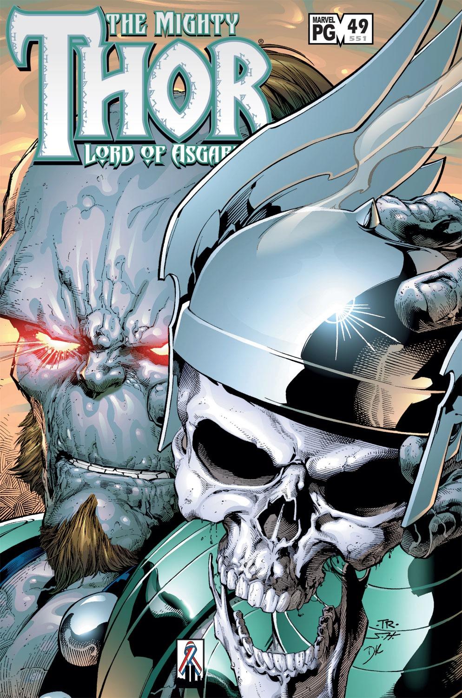 Thor (1998) Issue #49 #50 - English 1