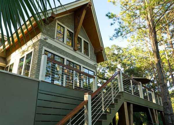 Dak Rumah Dari Kayu HGTV Dream Home 2013