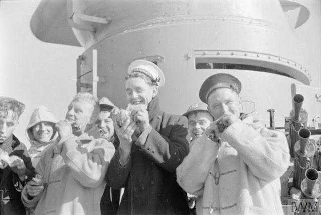 9 February 1941 worldwartwo.filminspector.com HMS Malaya