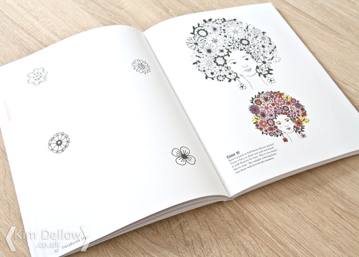 Pages from FloraBunda Style by Suzanne McNeill