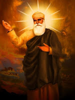 guru nanak dev oil paintings