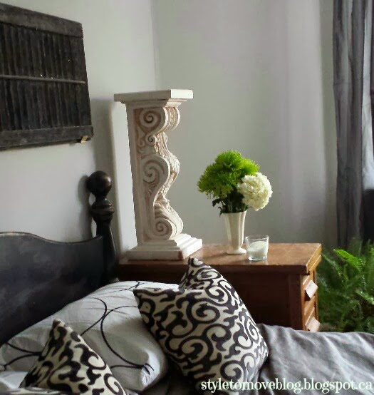 Style To Move Blog: Before And After Master Bedroom