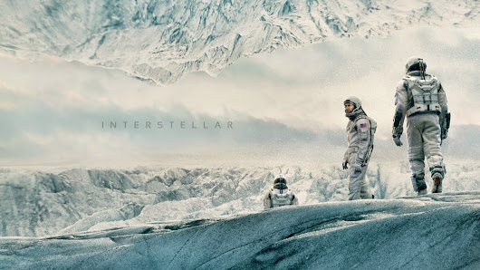 Interstellar 2014 ~ HD Wallpaper