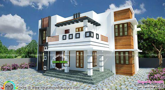 Vastu shastra based modern home architecture