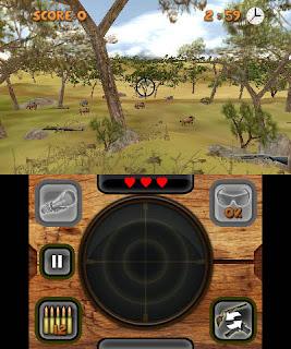 Deer Drive Legends 3DS CIA USA Region Free