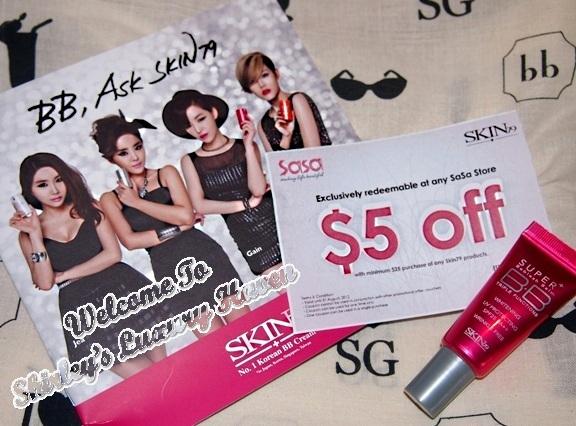 august bellabox sasa skin79 bb cream