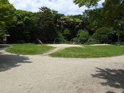 京都御苑 児童公園