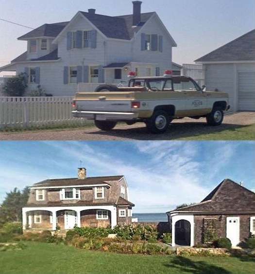 Then & Now Movie Locations: Jaws