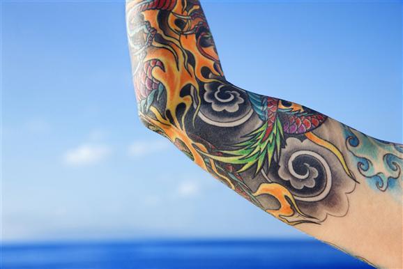Jak Dbać O Tatuaż Tatuaże 100 Pro