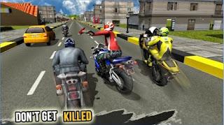 Game Reckless Moto Bike Stunt Rider App