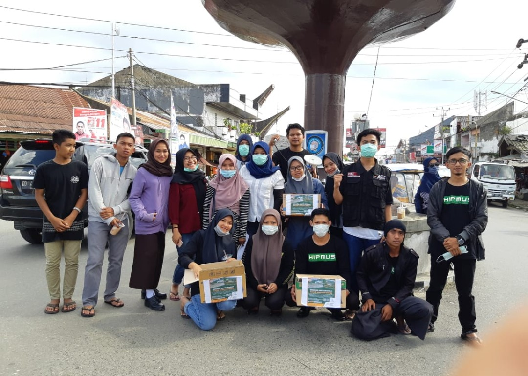 Galang Dana untuk Korban Banjir Sentani, ACT-MRI Gandeng Hipmus Toraja Utara