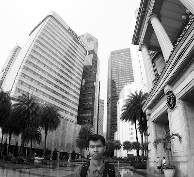 Half Day in Singapore