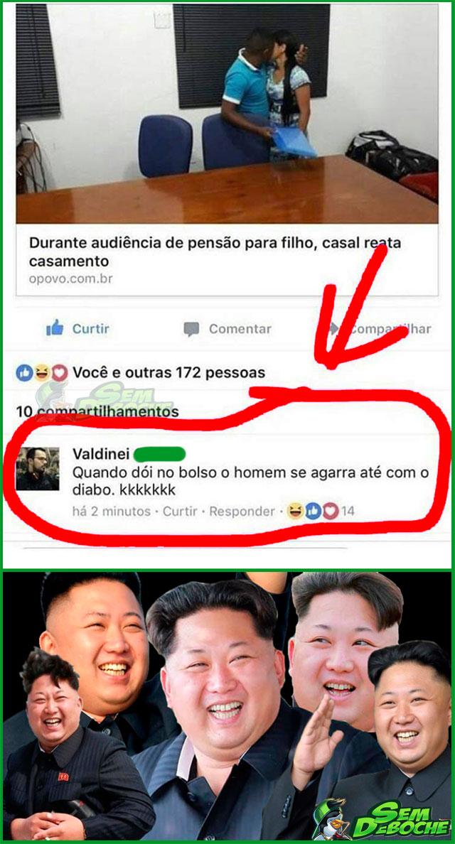 MELHOR VIVER COM O CAPETA DO QUE PERDER DINHEIRO