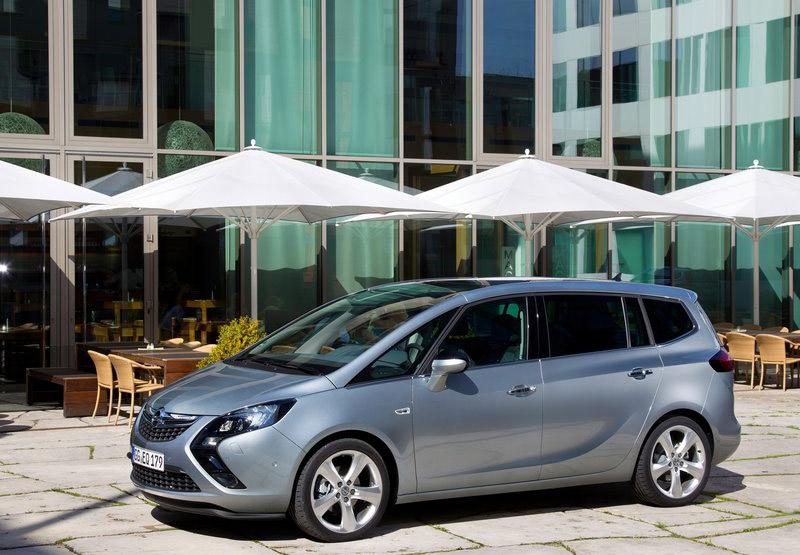 Opel zafira tourer software update
