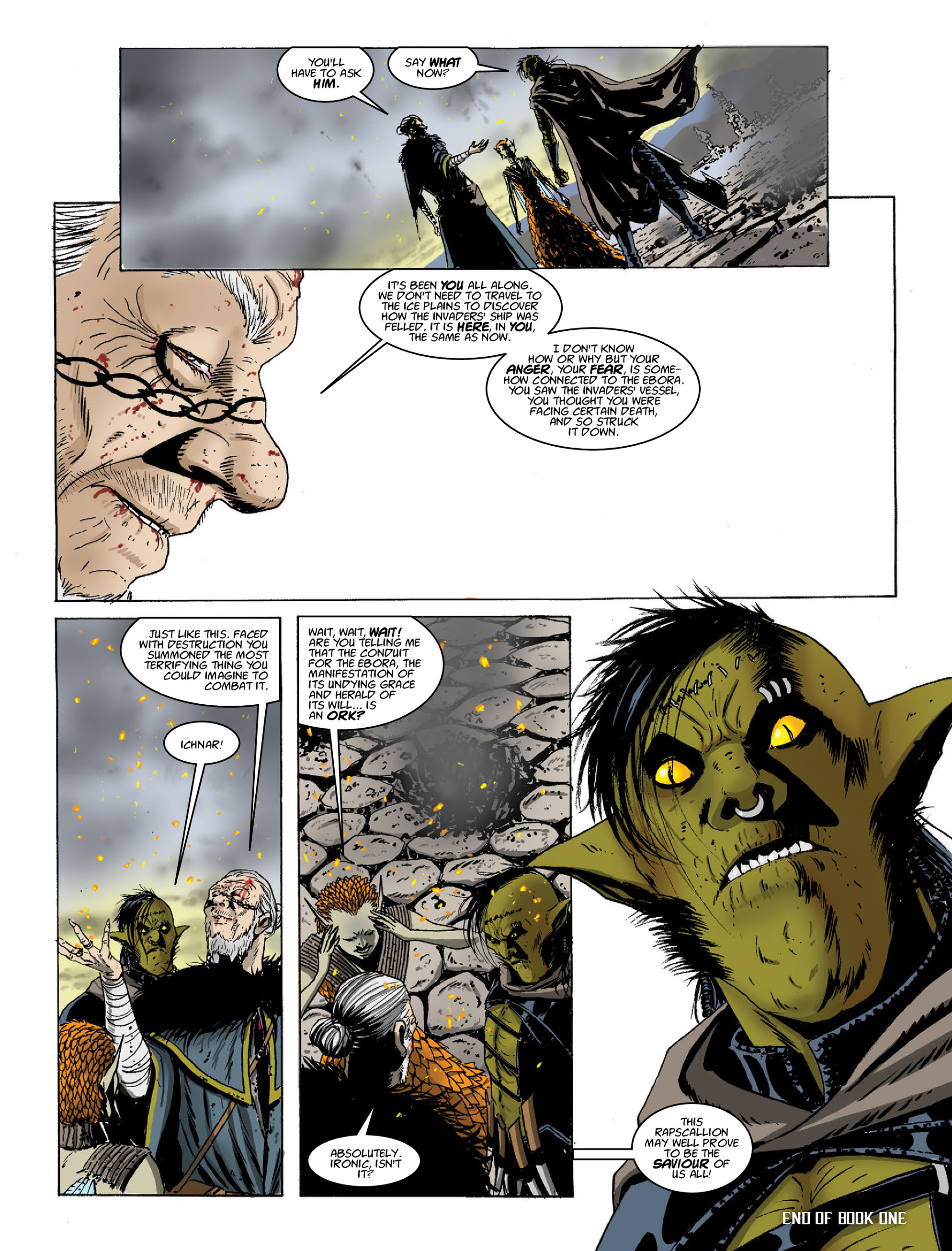 Read online 2000 AD comic -  Issue #2022 - 18