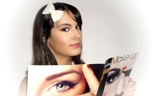 monika sanchez coleccion makeup planeta deagostini guapa al instante