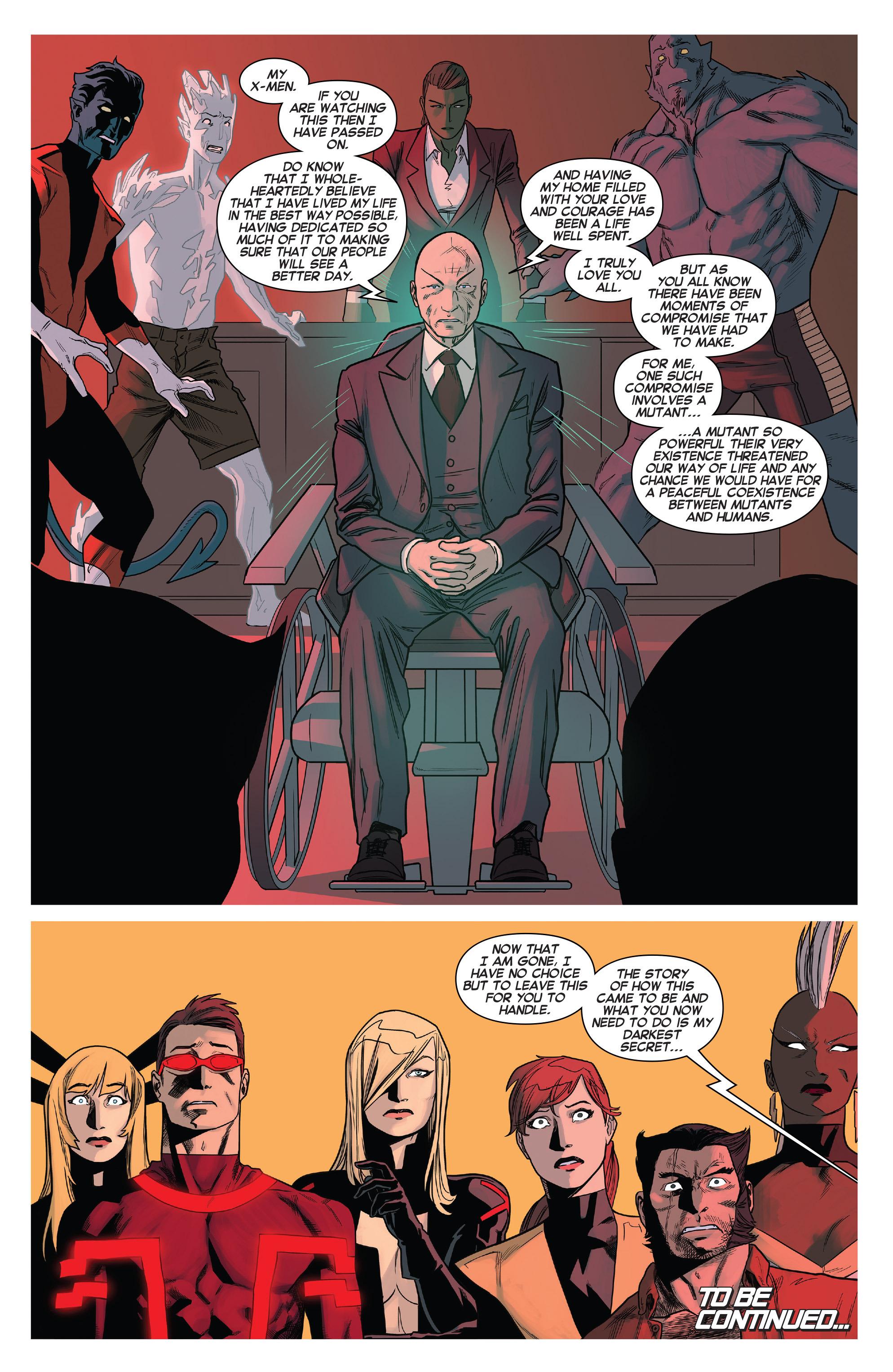 Read online Uncanny X-Men (2013) comic -  Issue #24 - 18