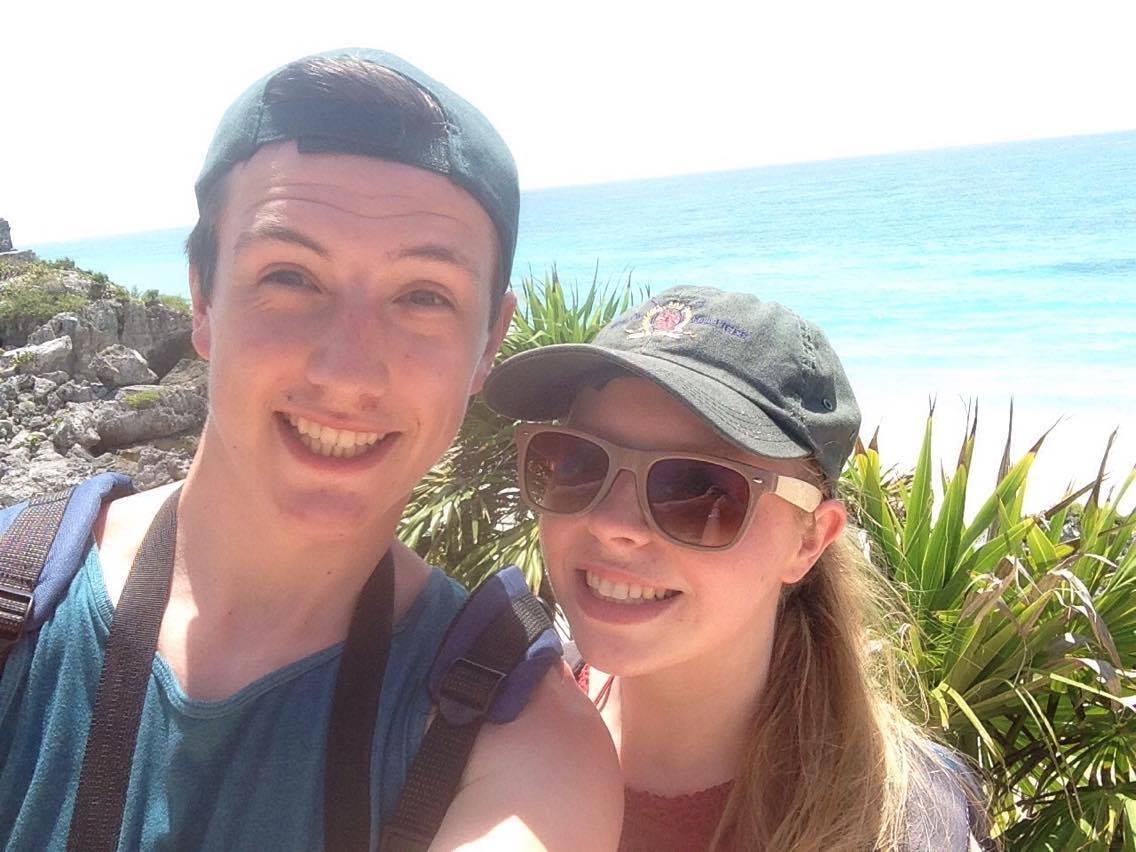 relationship goals, travelling, holiday, tulum, mexico, playa del carmen, playacar