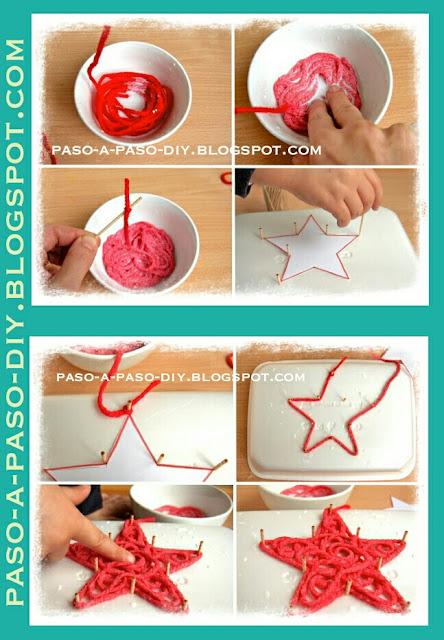 Cómo hacer adornos navideños