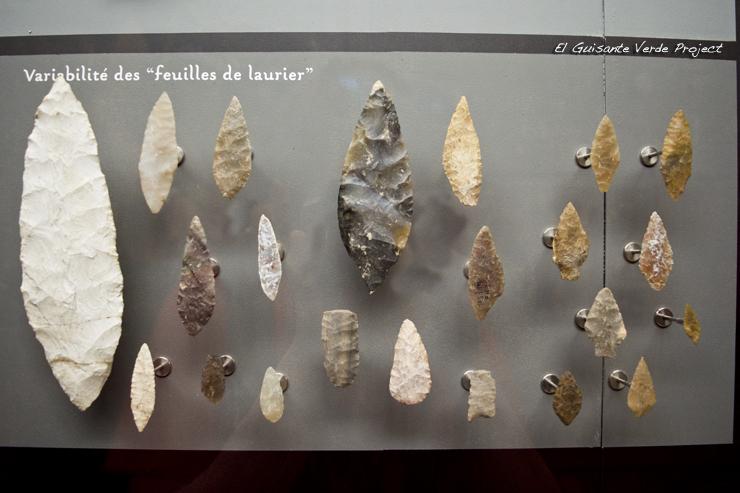 Museo Nacional de Prehistoria, Les Eyzies de Tayac - Dordoña Perigord por El Guisante Verde Project