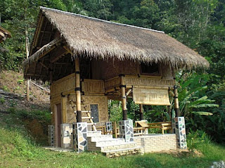bamboo style house 15